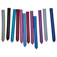 Восковые карандаши цветные